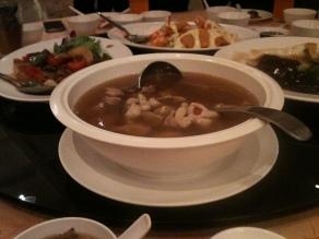 """chicken"" soup"