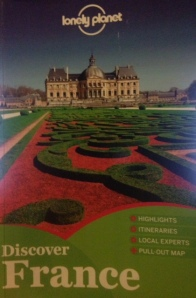 Great book to help plan your next trip to France.  Hits all the highlights!