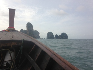 our ride to Railay