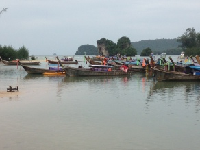 long tail boats