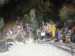 Phran Nang Cave aka Penis Cave