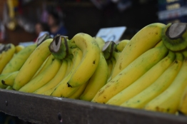it's bananas