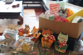 woodland creature party