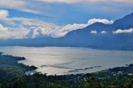Lake Batur & Mt. Abang