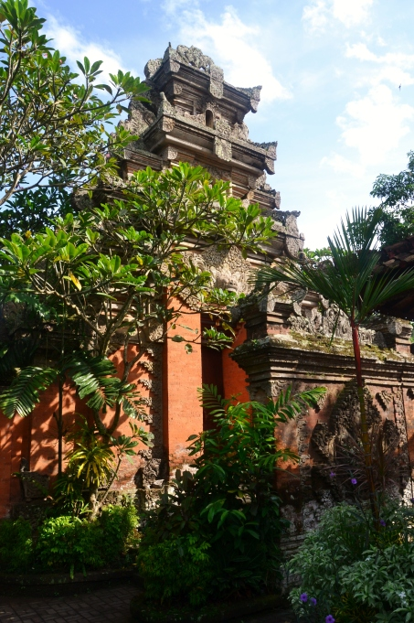 palace in Ubud